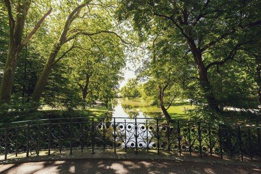 Herrenhäuser Gärten - Georgengarten
