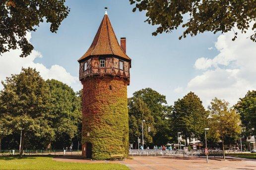 Döhrener Turm in Hannover