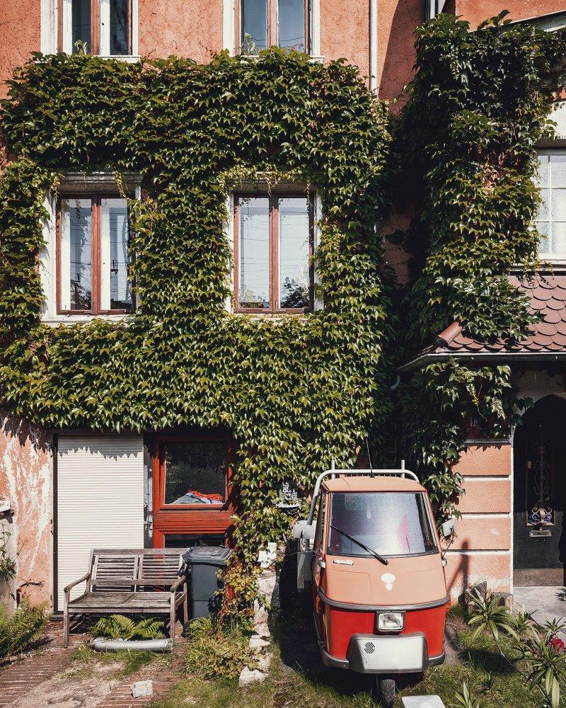 Kleefelder Straße im Zooviertel von Hannover