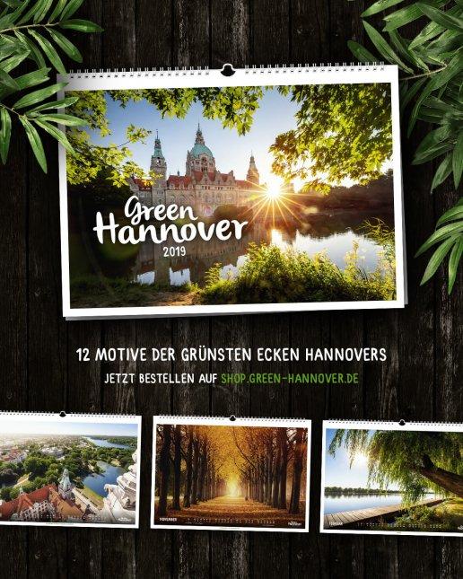 Green Hannover Kalender 2019