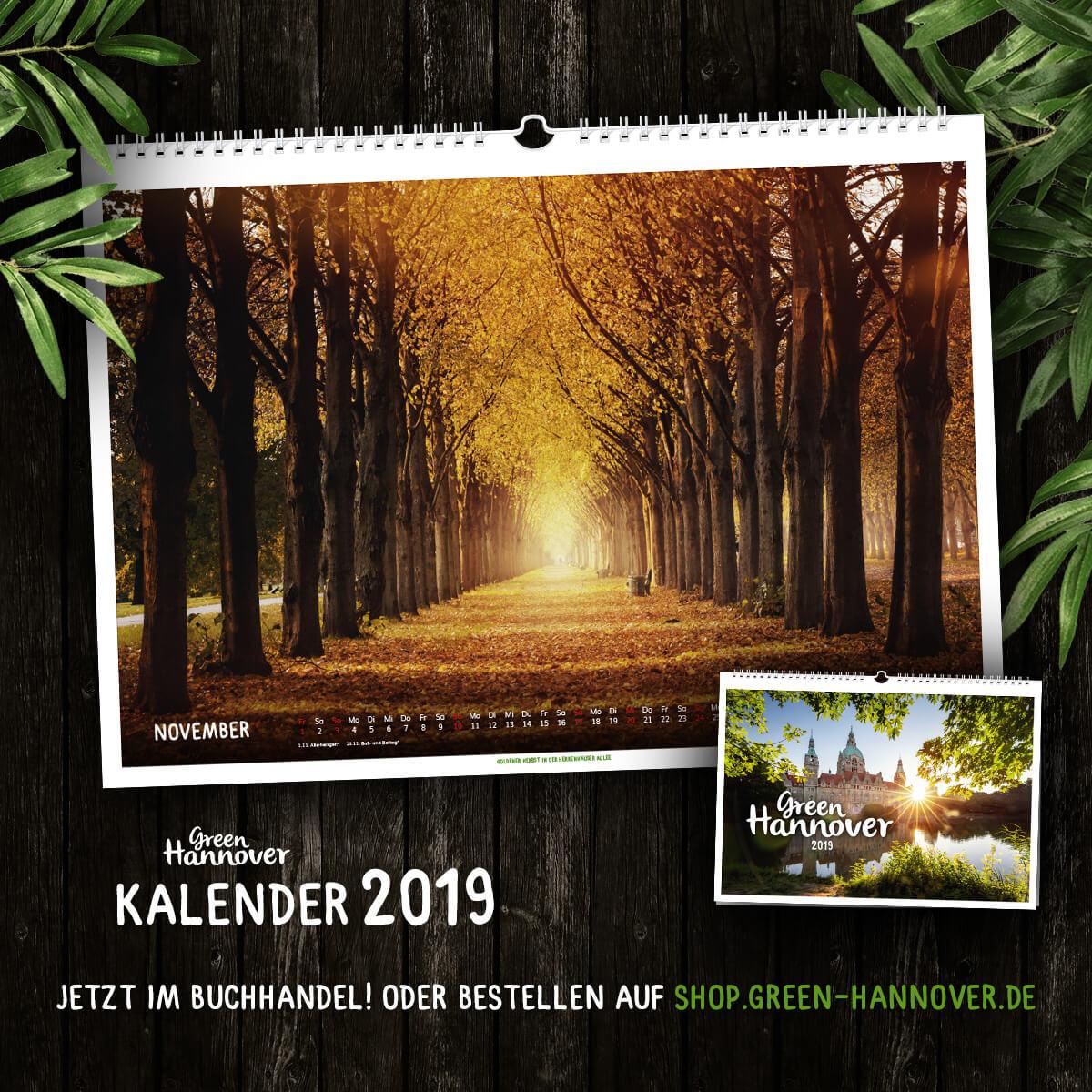 Herrenhäuser Allee Hannover Kalender
