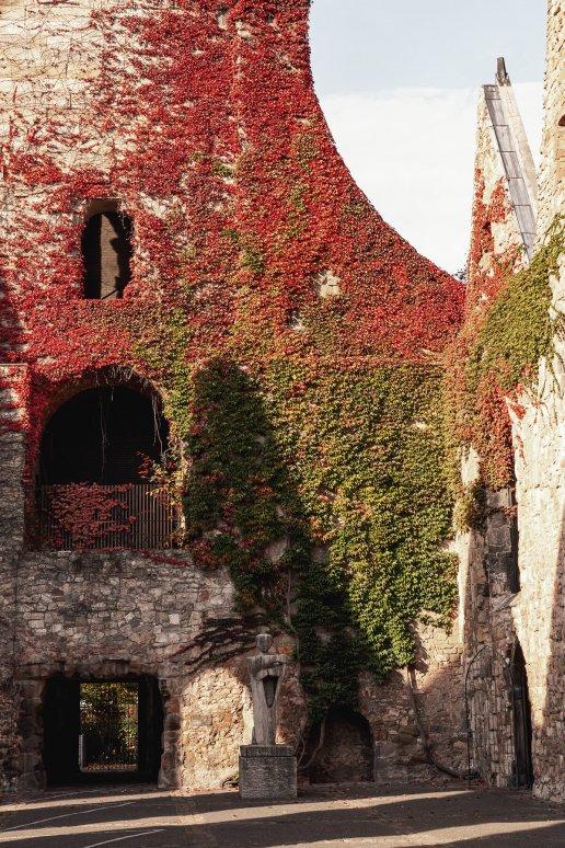 Aegidienkirche im Herbst