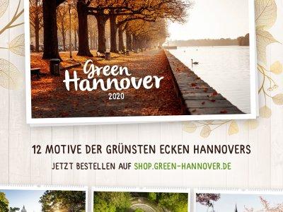 Green Hannover Kalender 2020