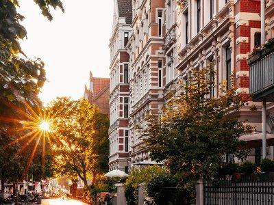 Körtingstraße/Lister Meile