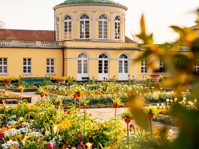 Berggarten Herrenhausen