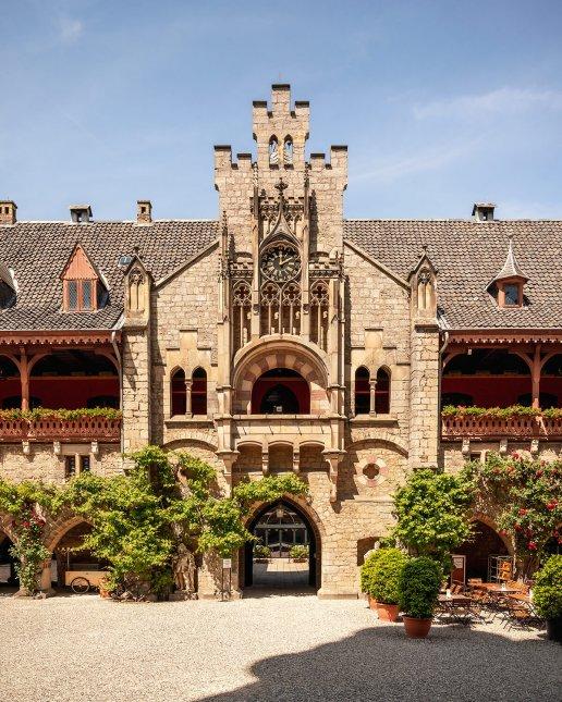 Schloss Marienburg in der Region Hannover